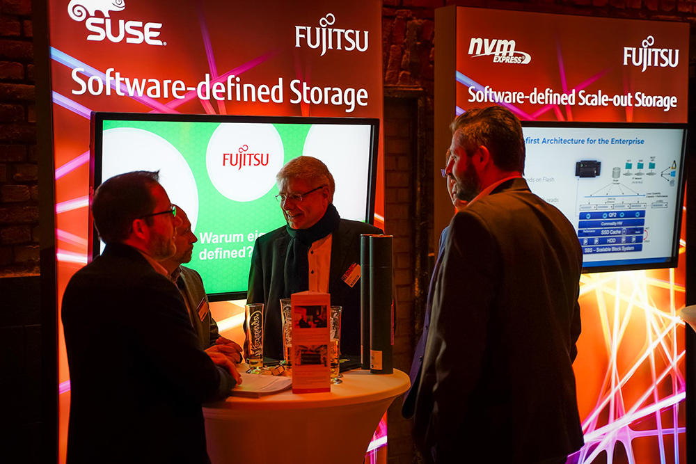 Software-defined Storage bei den Storage Days 2020