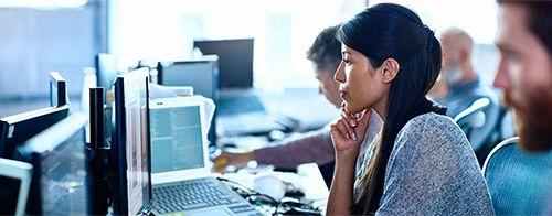 Wie Frauen an der IT-Spitze überzeugen - und wie die Hürden auf dem Weg dorthin aussehen
