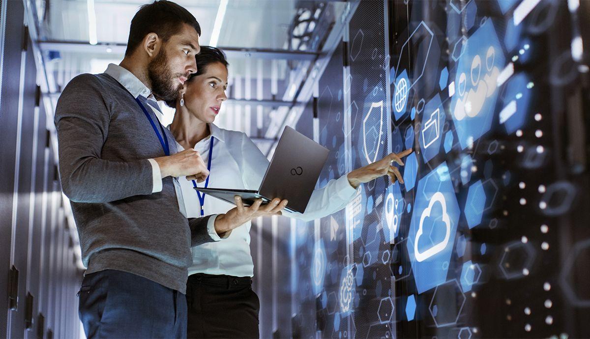 Machen Sie Ihren Rechenzentrumsbetrieb mit dem digitalen Zwilling und AIOps fit für die Zukunft