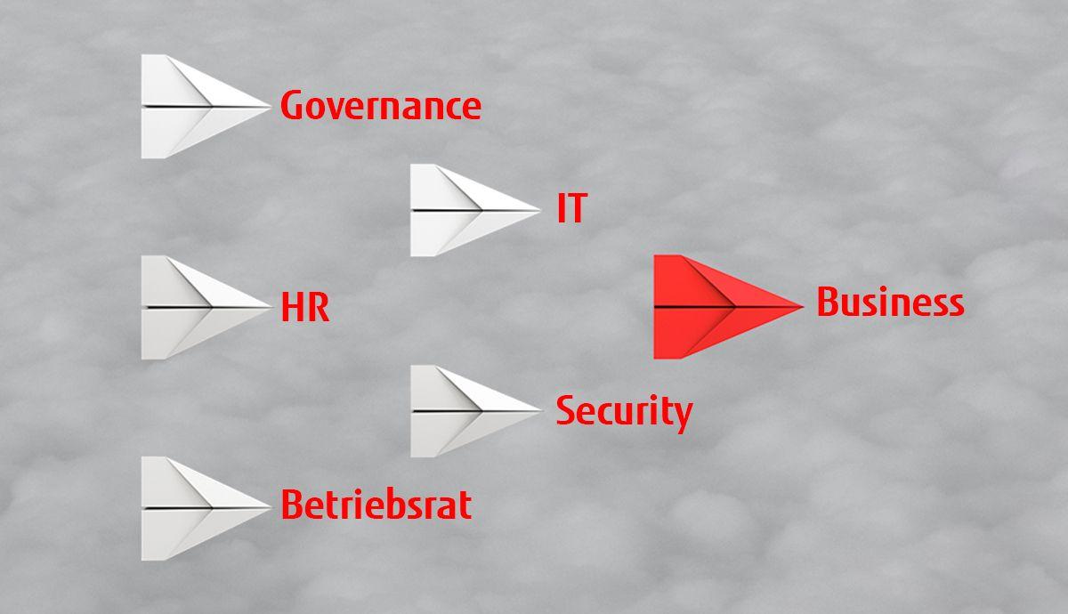 Hybrid IT? Cloud? New Work? Auf die Führung kommt es an!