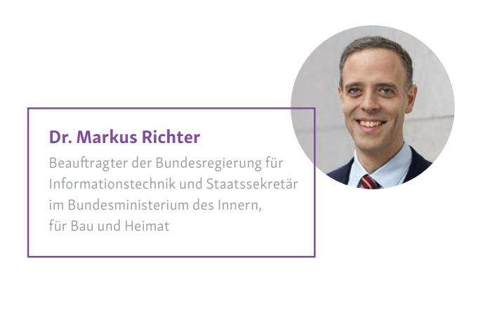 eGovernment Monitor 2020 - Dr. Markus Richter