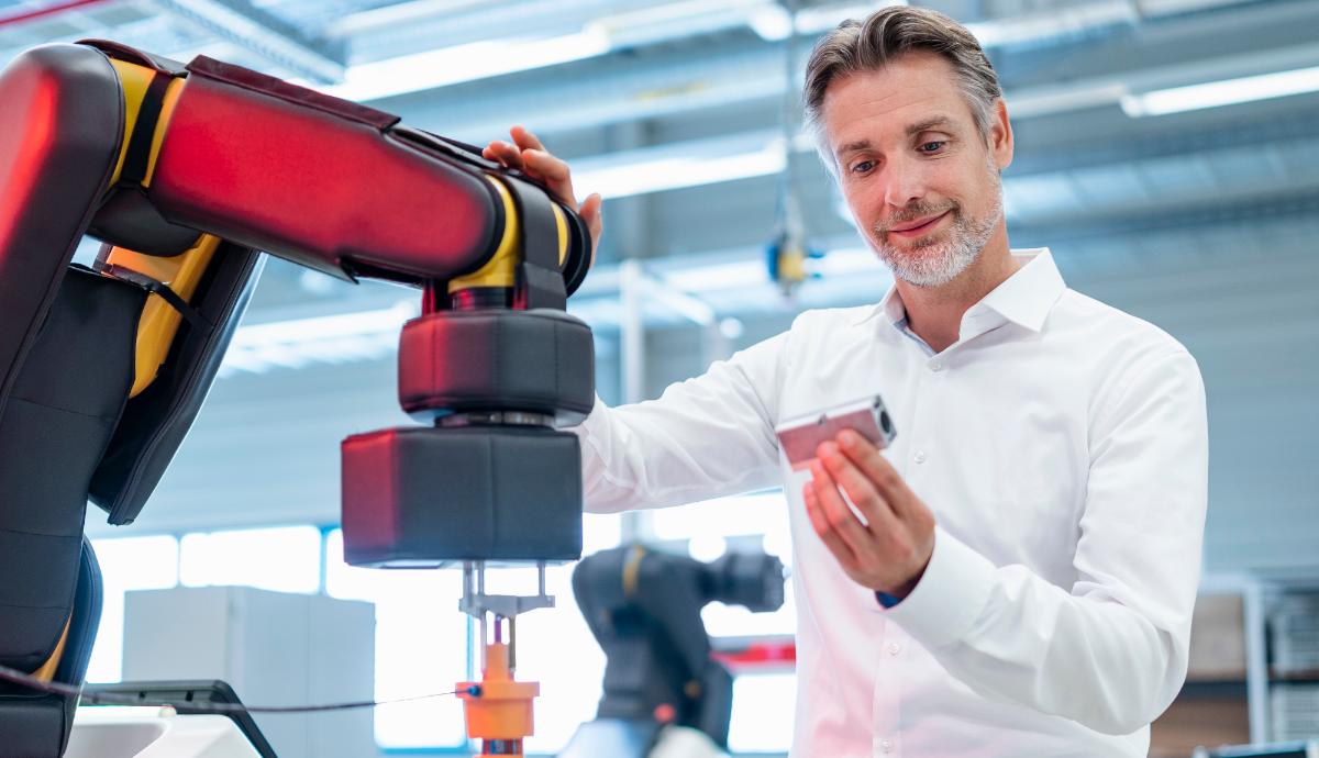 Die Smart Factory wird Realität