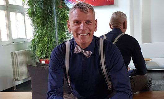 Gerd Jooß Portrait