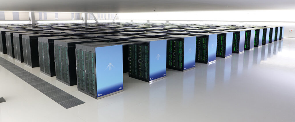 Vom FACOM 230-75APU bis zum Fugaku – über 40 Jahre Supercomputer von Fujitsu